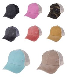 baseball bling hat wholesale Canada - Fashion Women Cat Ear Sequins Bling Mesh Baseball Cap Curved Brim Snapback Hats Hip Hop Caps Summer Solid Sun Hat#891