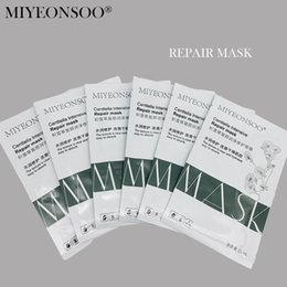 anti aging face masks UK - Anti-Aging Reduce fine lines Filling Apple muscle Shrink pores Mascarilla Natural ingredients Black Face Skin Care Wholesale face masks