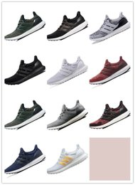 High Quality UltraBoost 3.0 4.0 5.0 Running Shoes Ultraboost 19 20 Fashion Sneakers Orca Triple Black Woodstock Trainers on Sale