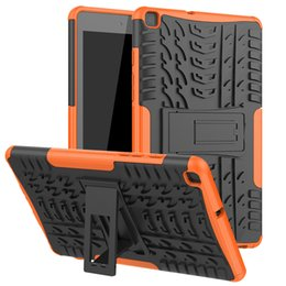 rugged tablet china UK - Rugged Hybrid Case armor Cover For Samsung Tab A 8.0 Inch 2019 T295 T290 plus p205 p200 2019 Camera Tablets