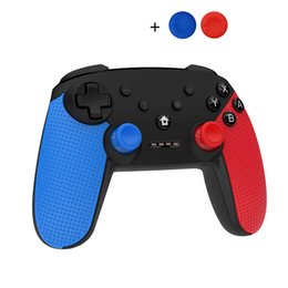 wireless pc gamepad controller UK - Wireless Game Controller Joystick For Nintend Switch Console Bluetooth Gamepad Pro Joypad For Android  PC Accessories Controle T191227