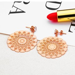 christmas gift nails Australia - J134 Christmas gifts brand new fashionable 316L stainless steel earing earings ear nail dangler earbob cubic zirconia peacock screen 447