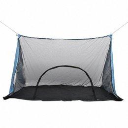 anti insect net UK - 2 People Waterproof Outdoor Camping Mosquito Net Hiking Rodless Tent Lightweight Portable Anti Insect Tent DN3x#