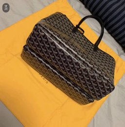 Wholesale 2020 Goya Isablle Hot Best-selling High Quality Fashion Paris Hot Sale Genuine Leather Goy St. Lou Coated Canvas Tote Totes twin bag