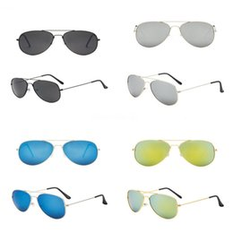popular glass metal UK - New Fasion 0235 Men Sunglasses Simple Mens Sunglasses Popular Women Sunglasses Outdoor Summer Protection Uv400 Eyewear Wit Case#186