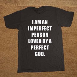 jesus clothes NZ - God Love By Perfect God And Christian Jesus T Shirt Clothing Novelty Tshirt Mens Funny