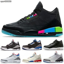 cyber shoes Australia - New Jumpman 3 Mens Kids Basketball Shoes Black Cement White Infrared Cyber Monday Fire Red Wolf Grey Sport Sneakers Athletics Trainers