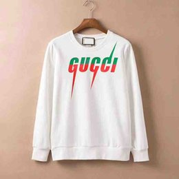 Wholesale mans jumpers for sale – oversize G_uc_ci Men Women Sweatshirt Mens Classic vintage Printing Embroidered Hoodies Hip Hop Sweatshirt Casual Male Hooded Pullover Winter Jumper