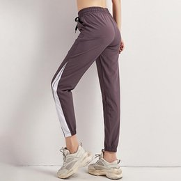 women running pants NZ - Sports 2020Pants Autumn Women Loose Yoga Pants Sports Trousers Exercise Fitness Running Jogging Trousers Workout Sport Pants