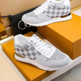 waterproof running shoes for men NZ - New Run Away Sneakers Casual Shoes For Men Lace Up Footwears Scarpe Sportive Per Uomo Summer France Run Away Sneaker Zapatos De Hombre Sale