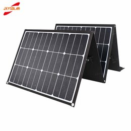 make mp3 UK - Hot sale sunpower 160W foldable solar panel frame is made of efte folding charging kit portable blanket durable high-efficient