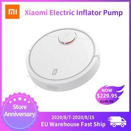 Оригинальный Xiaomi Робот пылесос для дома Автоматической Подметание Charge Смарт Запланированных Wifi Mijia APP дистанционного управления уборщик пыль на Распродаже