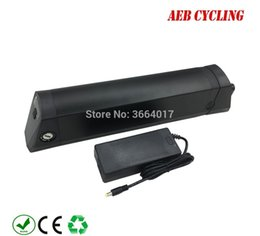 Discount 48v 12ah li ion battery Free Shipping Li-ion Rechargeable 250W 350W 500W 36v 48v E-bike battery 10ah 10.5ah 11.6ah 12ah 13ah 14ah slim down tube