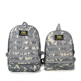 chicken spring Canada - NNRXH Outdoor chicken eating Jedi children three-level student computer backpack tactical Computer travel bag camouflage mountaineering trav