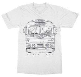 jack gifts UK - On the Road T-Shirt Jack Kerouac Classic Book Gift
