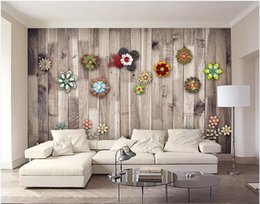 3d flower decorations for home NZ - 3d room wallpaper stickers custom photo mural Handmade dried flowers in retro Southeast Asian style home decoration wallpaper for walls 3 d