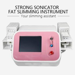 lipolysis beauty machines UK - Professional Diode Lipo Laser Lllt Non Invasive 12 Pads Fat Loss Burning Cellulite Reduction Lipolysis Slimming Beauty Machine