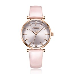 sparkling watches UK - Julius watch Quartz Analog Hand Sparkling Glass Hot Sale Classic Simple Design Fashion Factory Wholesale Wristwatch Hour JA-1094