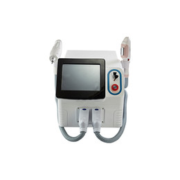 hair salon beauty equipment Canada - Professional 360 Magneto-optic and Nd YAG Laser Hair Tattoo Removal Machine Beauty salon equipment for Home and Salon
