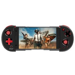 ios controllers UK - BEESCLOVER IPEGA PG-9087 Wireless Bluetooth Gamepad PC Joypad Game Controller Joystick For PUBG Mobile Game for Android iOS d35 T191227