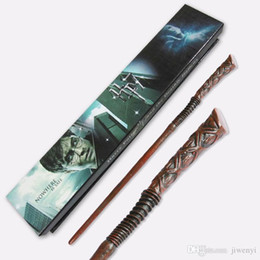 harry potter free wands Australia - Free Shipping Harry Potter series Twins George Fred Magical Wand with a Gift Box Cosplay Toy