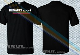 t sport racing UK - LIMITED T SHIRT RENAULT SPORT OLD CLIO MEGANE RALLY WILLIAMS TURBO RACING SPORT(1)