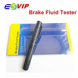 auto brake tools Australia - 2018 Mini Universal Brake Fluid Tester Car Brake Fluid Digital Testing Tool Original Packaging Vehicle Auto Tester Free Ship Diagnosis XsSE#