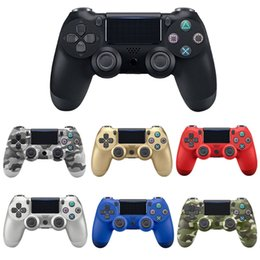 playstation wireless controllers Canada - Drop Shipping Amazon Hot Sale PS4 Gamepad Controllers Playstation 4 Wireless Joystick For PS4 Dualshock