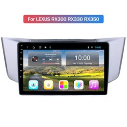 lexus car audio UK - Android CAR DVD Player FOR LEXUS RX300 RX330 RX350 Car Audio Stereo Multimedia GPS Head Unit