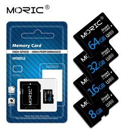 microsd memory card 8gb Australia - Original memory card 64GB 32GB high speed flash card 16GB 8GB memory microsd TF SD Cards for Tablet camera mobile phone