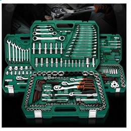 12 46pcs Wrench Socket Set Hardware Car Boat Motorcycle Repairing Kit Screwdriver Hand Tool Set car repair kit hFfQ# on Sale