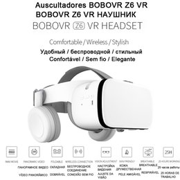 Bobo Bluetooth Casque Helmet 3D VR Glasses Virtual Reality Headset For Smartphone Smart Phone Goggles Viar Binoculars VR Headset on Sale