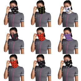 magic ring mans Australia - Gz8VV 2020 Designer In Mask Stock Scarf Men Outdoor Cycling Mask 10Color Face Magic#417
