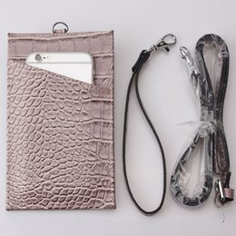 passport case women Australia - Phone Cover Case Bank ID Business Credit Slim Women Men Card Holder Coin Purse For Wallet Female Male Phone Holder Pouch