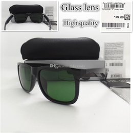 big round sun glasses Australia - High quality Glass lens Big size Designer Fashion Men Women Sunglasses Sport Vintage Sun glasses