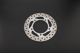 placa de disco da motocicleta Freio para Bajaj 135LS pulsar para frente 6znw # em Promoção