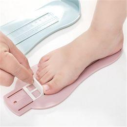 Toptan satış K59 takılması Cetvel Çocuk Ev Ölçeği Prop Tutanak Çocuk Büyüme Çocuk Ayakkabı Ölçme Bebek Ayak Ölçüm Aracı Ayakkabı Boyut