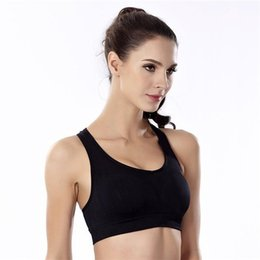 Wholesale yoga bras sale for sale - Group buy DHL Free Colors Seamless Outdoor Sport Bra Fashion Sexy Bra Yoga Bra sizes Factory Directly Sales DHB1476