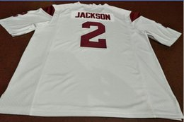 usc football Australia - Custom Men Youth women #2 Adoree Jackson USC Trojans Football Jersey size s-5XL or custom any name or number jersey