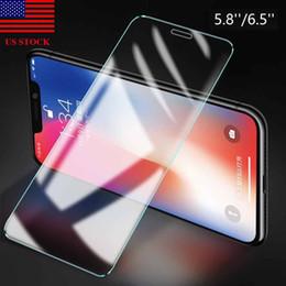 Телефон Screen Protector Clear Gel Case с закаленным стеклом для Moble Phone11 Pro Max 11 Pro C0104 США НАЛИЧИЯ на Распродаже
