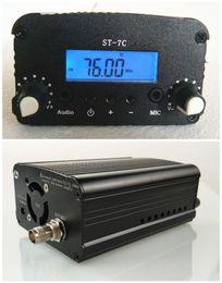 1W 7W 76-108MHZ ST PLL FM transmitter broadcast radio station
