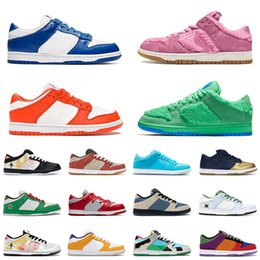nike sb dunk low chunky dunky TOP Moda Authentic Men Trainers Dunk SB Syracuse Outdoor Running Shoes Panda-de-rosa Kentucky Bears Pigeon Sombra Corduroy Dusty pêssego 36-45