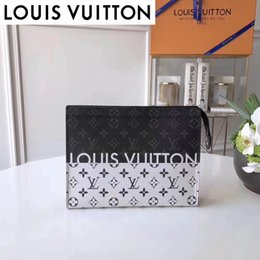 silk notes NZ - Z9L4 Black Flower with White Silk Screen Medium M63039 MEN LONG COMPACT WALLET CHAIN WALLETS KEY CARD HOLDERS PURSE CLUTCHES EVENING