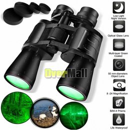 Day Night 180x100 Military Zoom Powerful Binoculars Optics Hunting Camping+Case yxMg# on Sale