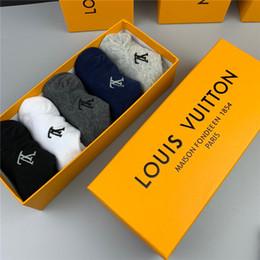 Wholesale streetwear socks online – funny Louìs Vuìttõn Men Women gift Long Socks Fashion Cotton Socks Streetwear Kanye West Hip Hop Harajuku thick luxury new brand designer