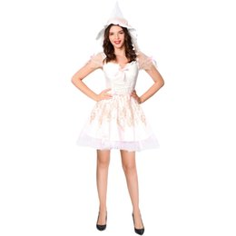 spirits costumes NZ - New Halloween costume pink evil spirit witch sexy costumes uniform