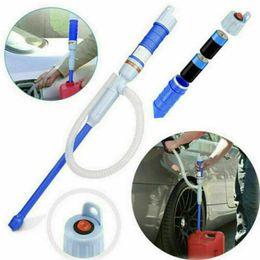 Ingrosso Elettrica di trasferimento olio liquido della pompa del liquido automatica Deliver strumento a batteria auto Piscina esterna olio di trasferimento dell'acqua di aspirazione DHC1104