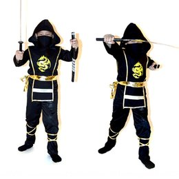 Wholesale woman ninja costume for sale – halloween Q9XBz Halloween Children s clothing Japanese Naruto cos wangnuo Halloween Children s ninja clothing Japanese ninja costume Naruto cos costum