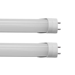 LED Bulbs Tubes 2ft LED lights 9W warm white T8 Fluorescent Light transparent and creamy white shade