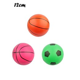 seaside toys Australia - New Outdoor Colorful Inflatable Beach Ball PVC Water Balloons Beach Seaside Swimming Pool Water Play Ball Children's Toy 25CM